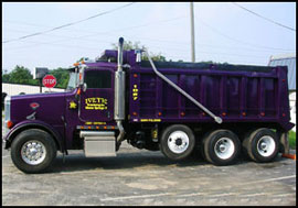 Ivetic Trucking - Hauling Earth Materials for Central Florida